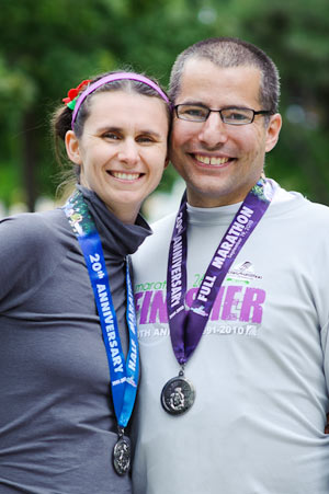Fox Cities Marathon Finishers