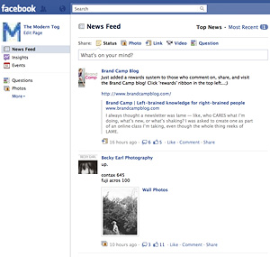 optimize how your posts rank in the facebook newsfeed