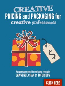 Tofurious Creative Pricing & Packaging for Photographers