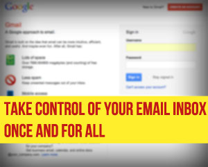 take control of your inbox