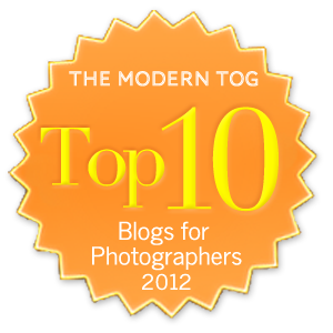 Top 10 Must-Read Blogs for Photographers in 2012