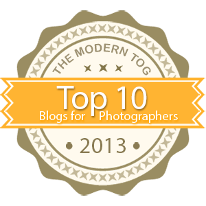 Top 10 Must-Read Blogs for Pro Photographers in 2013