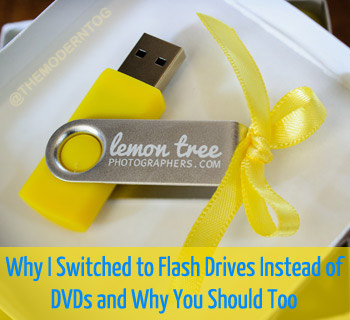 Pexagon Flash Drives for Image Delivery instead of DVDs