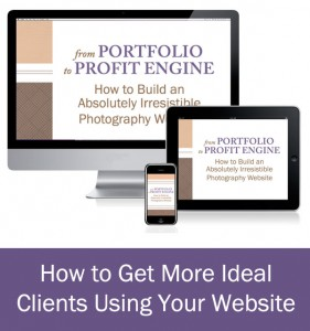 How to Get More Ideal Clients Using Your Website