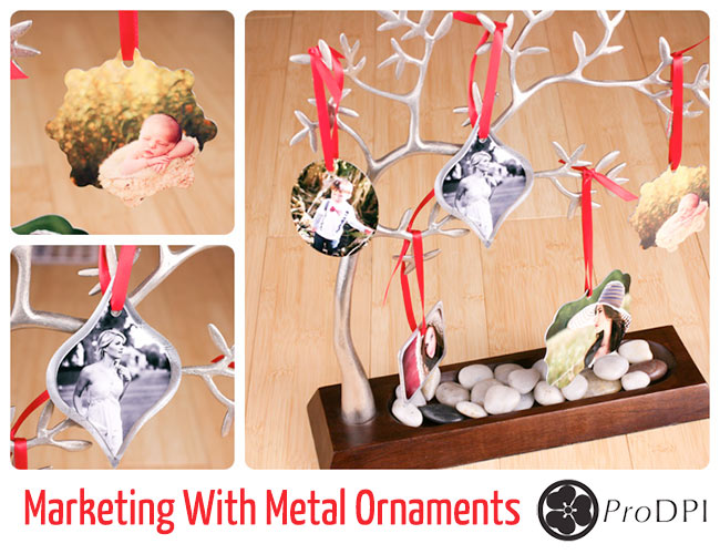 Metal Ornaments from ProDPI