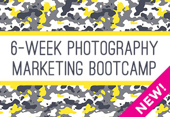 6 Week Photography Marketing Bootcamp