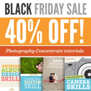 photoconcentrate black friday sales