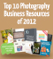 Best Photography Business Resources of 2012