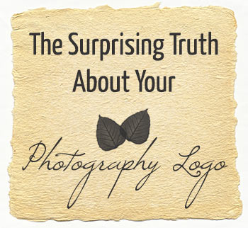 Photography logo and branding hints
