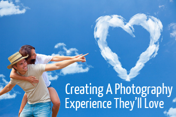 creating a photography experience