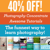 photography concentrate black friday sale