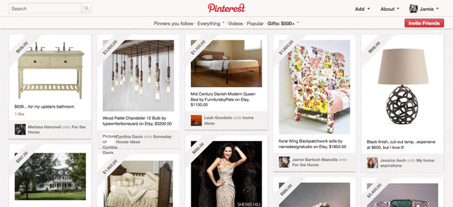Sell Your Products and Services On Pinterest