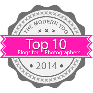 Top 10 Blogs for Photographers of 2014