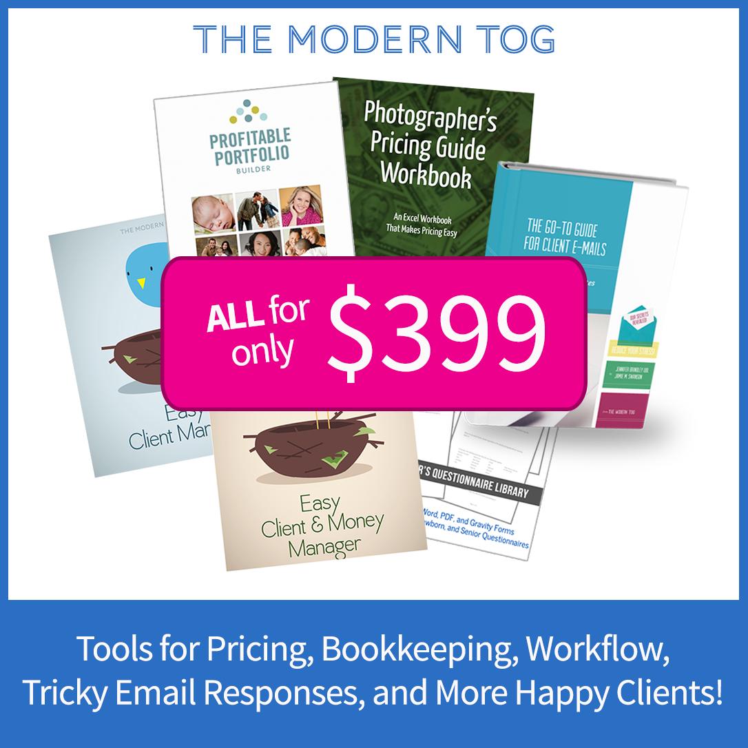 The Modern Tog Business Bundle