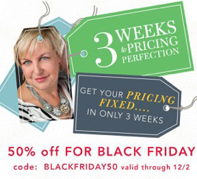 Joy Vertz Black Friday Sale 2014