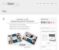 The Law Tog Blog