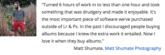 Smart Albums Review