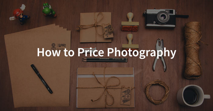 free photography pricing guide