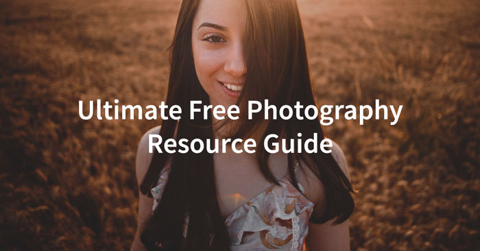 ultimate free resource guide for starting and growing a photography business